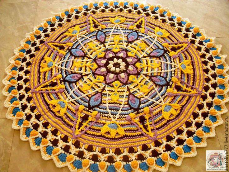 Шнур для вязания ковров